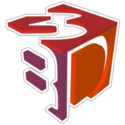 weB3Dynamit Logo CSS3 Animation
