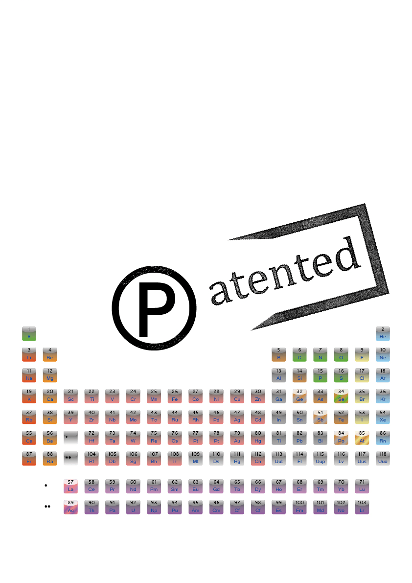 ℗ atented - Poster